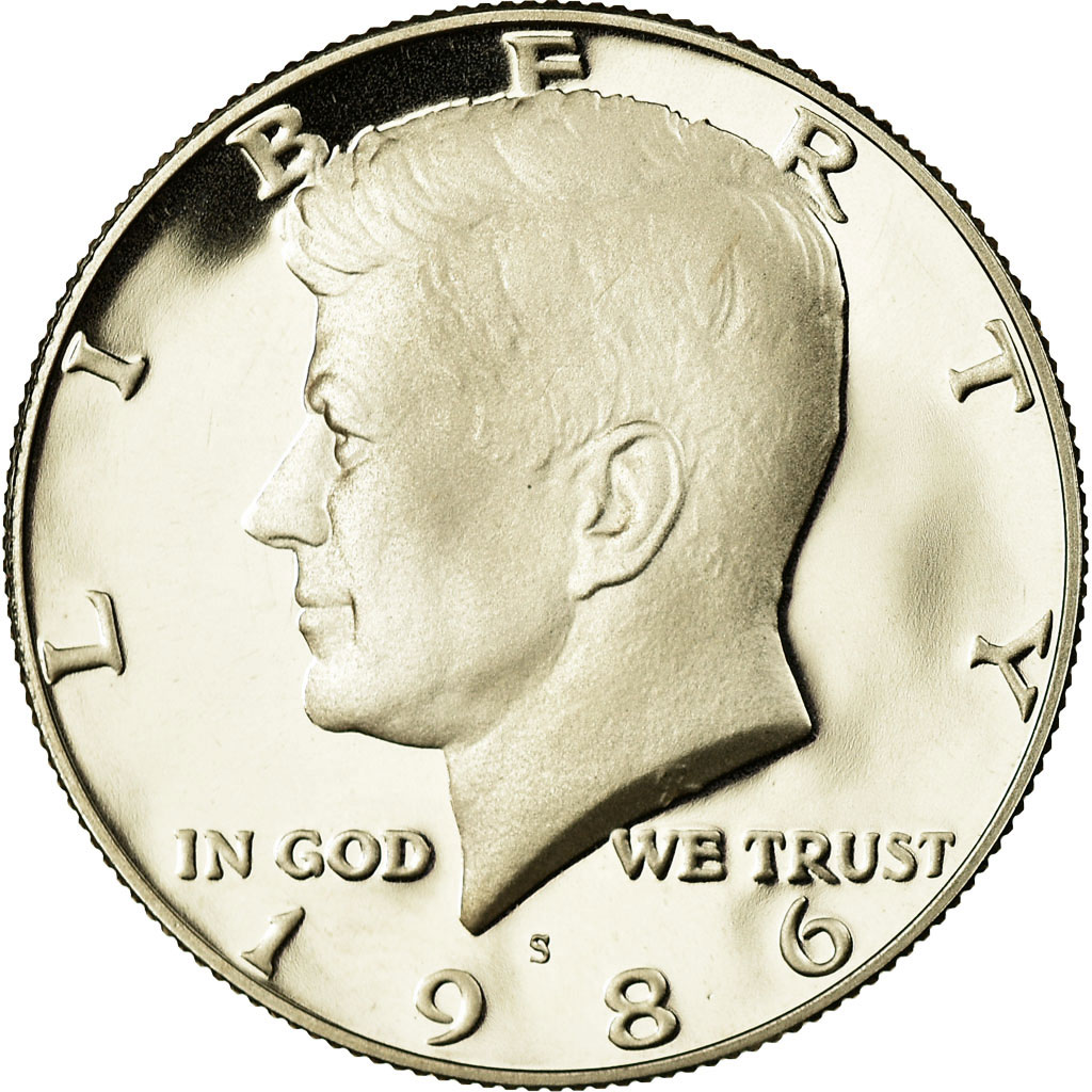 With Kennedy 50c Half Dollar 1972 P D S Uncirculated 11-Coin Mint Set