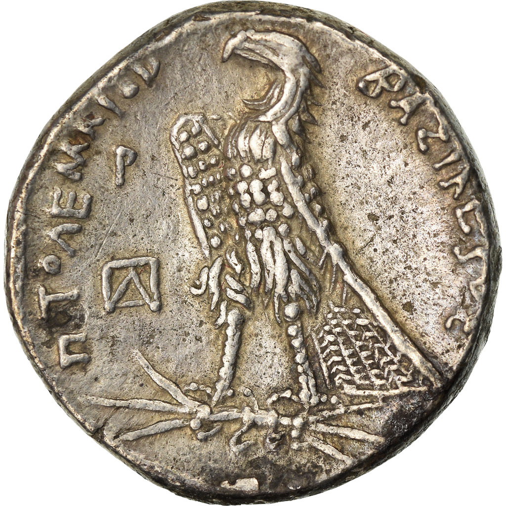 ptolemaic coins